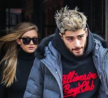 Celebrity Couple Gigi Hadid & Zayn Malik Make Red Carpet Debut at Met Gala