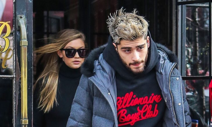 Cupid's Pulse Article: Celebrity Baby News: Gigi Hadid Gets Flirty with Zayn Malik Ahead of Baby No. 1's Arrival