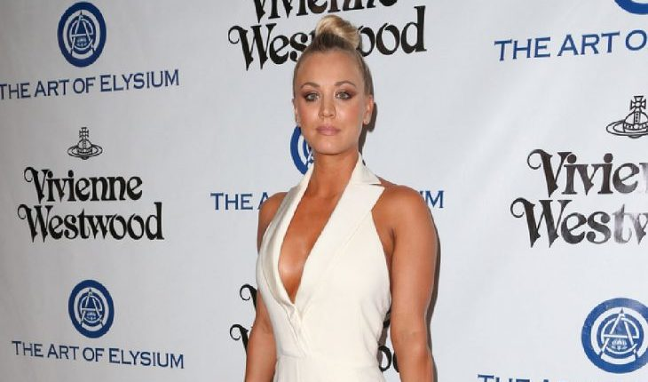 Cupid's Pulse Article: Kaley Cuoco