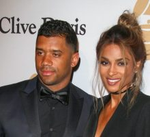 Celebrity News: Russell Wilson Says Fiancee Ciara is Way Out of His League