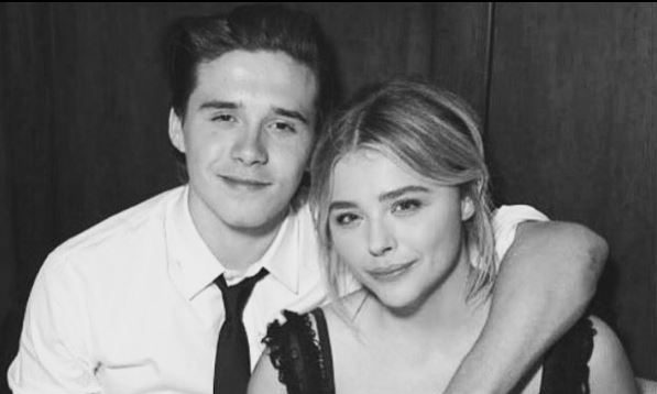 Cupid's Pulse Article: Celebrity Couple Chloe Grace Moretz & Brooklyn Beckham Make Red Carpet Debut