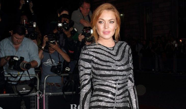 Cupid's Pulse Article: Lindsay Lohan