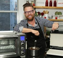 Celebrity Chef Richard Blais Makes a Five Star Team with BLACK+DECKER and George Foreman