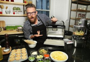 Cupid's Pulse Article: Celebrity Chef Richard Blais Makes a Five Star Team with BLACK+DECKER and George Foreman