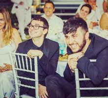 Celebrity Wedding: Christian Siriano & Brad Walsh Marry in Romantic Ceremony