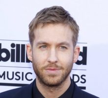 Calvin Harris Didn't Thank Celebrity Ex Taylor Swift at VMAs