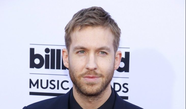 Calvin Harris. Photo: David Gabber / PRPhotos.com