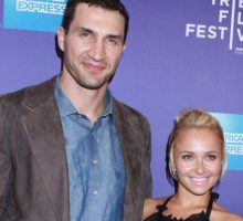 Celebrity News: Hayden Panettiere Poses with Fiance After Ringless Pics