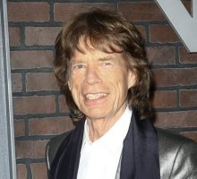 Mick Jagger Is Expecting Celebrity Baby No. 8