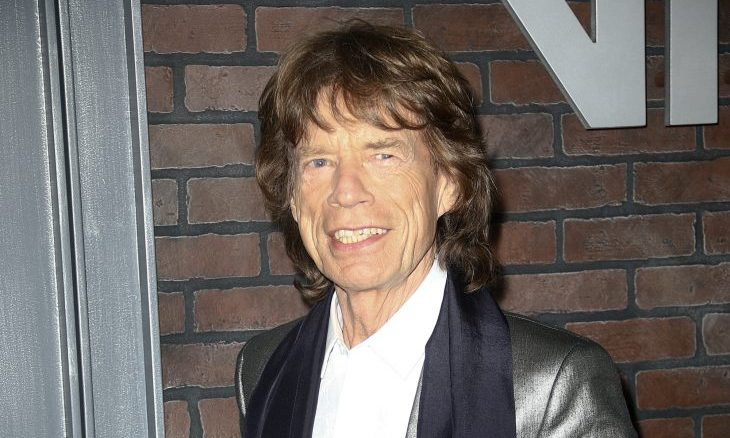 Cupid's Pulse Article: Mick Jagger Is Expecting Celebrity Baby No. 8