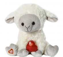 "Product Review: Listen To Your Baby's Heartbeat On Repeat With ""My Baby's Heartbeat Bear"""