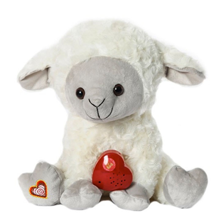 "Cupid's Pulse Article: Product Review: Listen To Your Baby's Heartbeat On Repeat With ""My Baby's Heartbeat Bear"""
