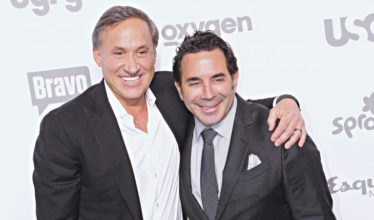 Dr. Terry Dubrow and Dr. Paul Nassif Photo Credit: Seth El / PRPhotos.com