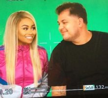 Celebrity Couple Rob Kardashian & Blac Chyna Tease New Reality TV Show with Instagram Post