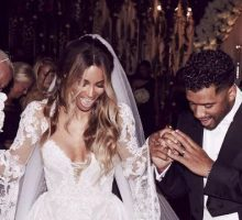 Celebrity Wedding: Ciara and Russell Wilson Set to Tie the Knot in England