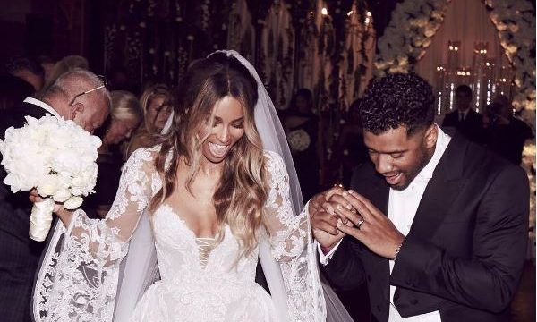 Cupid's Pulse Article: Celebrity Wedding: Ciara and Russell Wilson Set to Tie the Knot in England