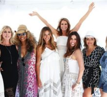 Jill Zarin Hosts Star-Studded Hamptons Party