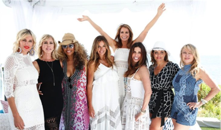 Cupid's Pulse Article: Jill Zarin Hosts Star-Studded Hamptons Party