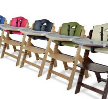 Product Review: A High Chair for All Ages