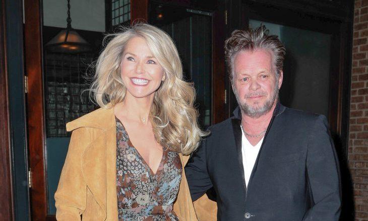 Cupid's Pulse Article: Celebrity News: Christie Brinkley Slams Rumors Saying She Split from John Mellencamp Due to Politics