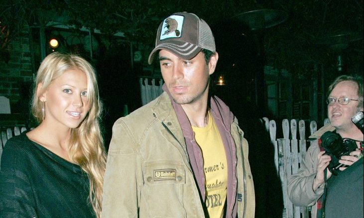 Cupid's Pulse Article: Celebrity Wedding? Enrique Iglesias Hints at Possible Marriage to Anna Kournikova