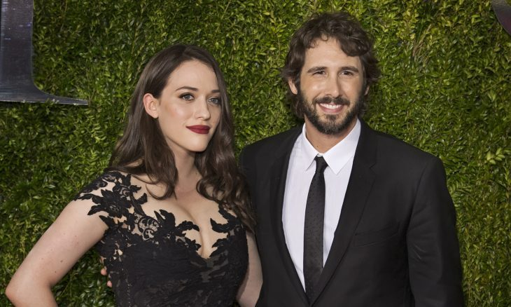 Cupid's Pulse Article: Celebrity News: Josh Groban & Kat Dennings Break Up After 2 Years of Dating