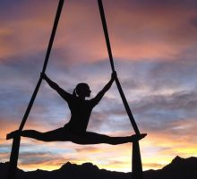 Make Your Love Soar On Date Night With Aerial Classes In NYC