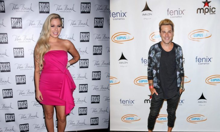 Cupid's Pulse Article: New Celebrity Couple Avril Lavigne & Ryan Cabrera Heat Things Up