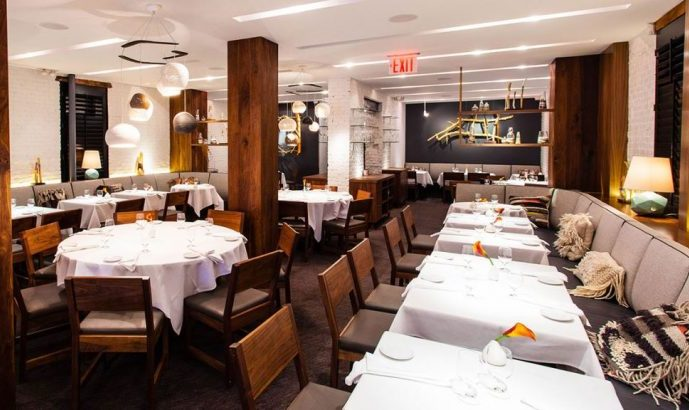Cupid's Pulse Article: Fill Your Tastebuds on a Romantic Date Night at Dovetail NYC