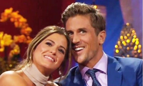 JoJo Fletcher and Jordan Rodgers. Photo: ABC