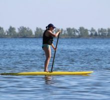 Find Your Balance On Date Night With Stand Up Paddle Boarding In New York