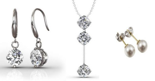 Cupid's Pulse Article: Product Review: Sparkle on Your Big Day With Cate & Chloe Wedding Jewelry!