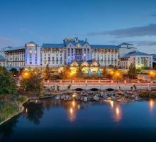 Romantic Getaway: Enjoy a Fun Holiday at the Beautiful Gaylord Texan Restort & Convention Center