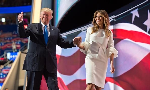 Cupid's Pulse Article: Celebrity News: Melania Trump Calls Donald Trump's 2005 Comments 'Unacceptable and Offensive'
