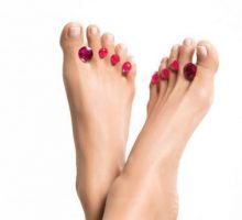 Beauty Tips: Give Yourself an At Home Pedicure