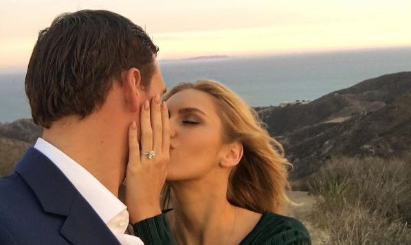 Cupid's Pulse Article: Celebrity Couple Ryan Lochte & 'Playboy' Model Kayla Rae Reid Are Engaged