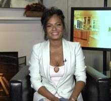 "Celebrity Interview: Christina Milian Says, ""Homemaker was just mom, and now it's also grandma, it's grandpa, it's stepmom, it's a combination of different people."""