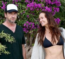 Celebrity Break-Up: Gerard Butler & Longtime Girlfriend Morgan Brown Split