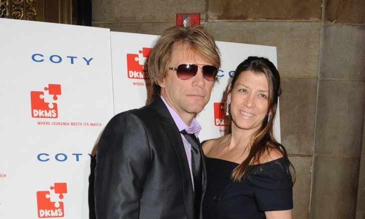 Cupid's Pulse Article: Find Out How High School Sweethearts & Celebrity Couple Jon Bon Jovi and Wife Make It Work
