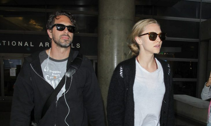 Cupid's Pulse Article: Celebrity Baby: Amanda Seyfried Is Expecting First Child with Thomas Sadoski