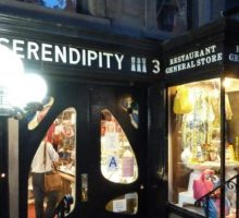 Serendipity 3: Perfect for Date Night & a Sweet NYC Celebrity Hotspot