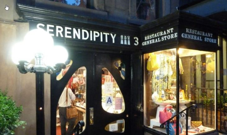 Cupid's Pulse Article: Serendipity 3: Perfect for Date Night & a Sweet NYC Celebrity Hotspot