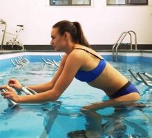 Fitness Trend: Why Aqua Cycling May Be for You