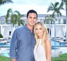 Celebrity Vacation: 'Bachelor' Alums Ben Higgins & Lauren Bushnell Retreat at Gansevoort Turks + Caicos