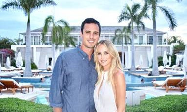 Cupid's Pulse Article: Celebrity Vacation: 'Bachelor' Alums Ben Higgins & Lauren Bushnell Retreat at Gansevoort Turks + Caicos