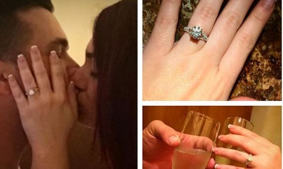 Cupid's Pulse Article: Celebrity Wedding: 'Jersey Shore' Star Deena Cortese Is Engaged