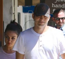 Ashton Kutcher & Mila Kunis Name Newborn Celebrity Baby Dimitri Portwood