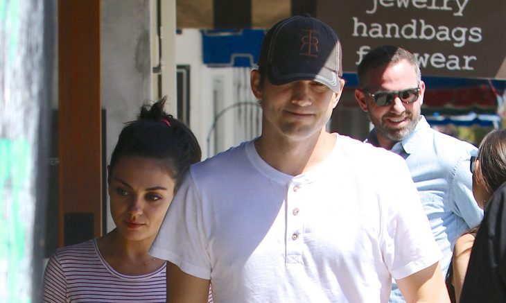 Cupid's Pulse Article: Ashton Kutcher & Mila Kunis Name Newborn Celebrity Baby Dimitri Portwood