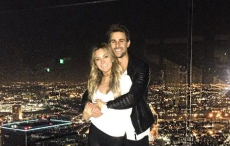 Cupid's Pulse Article: Celebrity Couple News: 'Bachelor' Alums Becca Tilley & Robert Graham Are Getting Serious