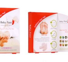 Product Review: Keep Skin Smooth With Baby Foot